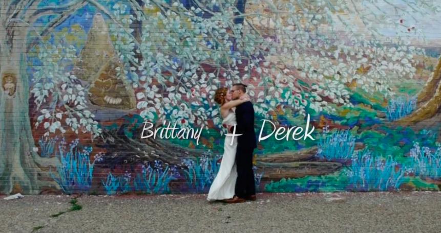 Brittany and Derek wedding Philadelphia